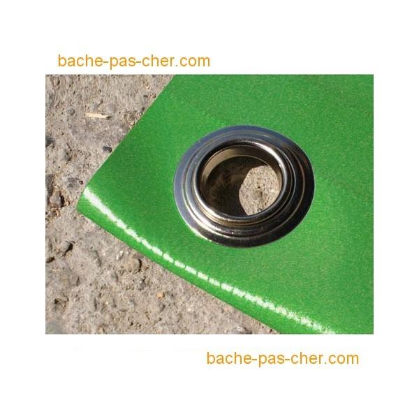 b ches pour terrasse 8 x 9 m verte bache pas cher. Black Bedroom Furniture Sets. Home Design Ideas