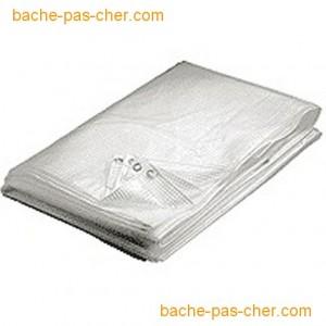 b ches pour pergola 4 x 3 m translucide bache pas cher. Black Bedroom Furniture Sets. Home Design Ideas