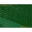 Bâches pour terrasse en PE - 170 gr - 4 x 10 m - verte
