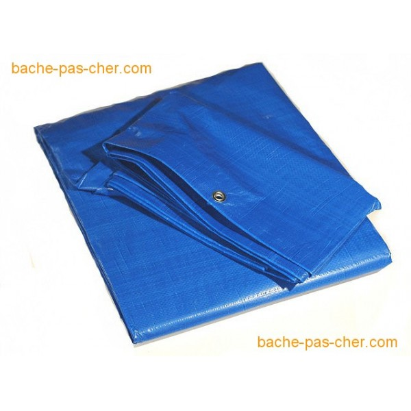 Bache bleue for Piscine pvc pas cher
