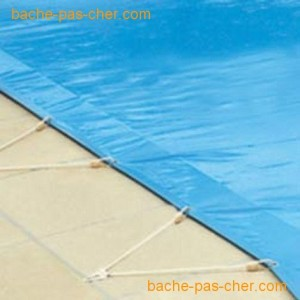 b ches pour piscine 8 x 14 m bleue bache pas cher. Black Bedroom Furniture Sets. Home Design Ideas